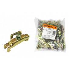 Ограничитель на DIN-рейку (металл) 1 винт | SQ0804-0022 | TDM