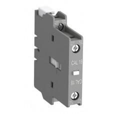 Контактный блок CAL-18-11 боковой 1HO1НЗ для контакторов А(F)95- АF1650 | 1SFN010720R1011 | ABB