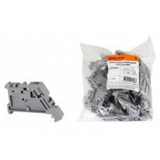 Ограничитель на DIN-рейку (пластик) | SQ0804-0021 | TDM