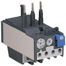 Реле перегрузки тепловое TA25DU-0.63M диапазон уставки 0,40...0,63А для контакторов AX09…AX32|1SAZ211201R2017| ABB