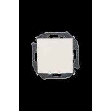 Simon 15 Сл. кость Выключатель 1-кл проходной с 3-х мест (перекрёстный), 16А 250В, винт. Зажим | 1591251-031 | Simon