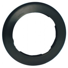 Simon 88 Рамка декоративная, 3 поста, круг в круге, S88, графит | 88630-38 | Simon