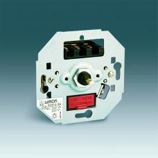 Simon 75 Механизм Светорегулятор поворотно-нажимной (проходной), 40-500Вт, 230В, S27, S82, S82N, S88, S82 Detail   75313-39   Simon