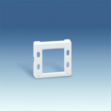 Simon 27 Накладка на термостат (управление системами отопления и кондиционировния воздуха) и таймер с ЖК-дисп | 27555-35 | Simon