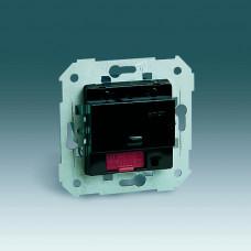 Simon 75 Механизм ИК-светорегулятор с дистанционным и местным управлением (проходной), 40-500Вт, S27, S82, S82N, S88,   75355-39   Simon