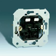 Simon 75 Механизм Выключатель кнопочный 2-кл для управления жалюзи (механическая блокировка), S27, S82, S82N,   75331-39   Simon
