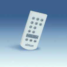 Simon 75 Механизм ИК-пульт дистанционного управления (для выключателей), 10 каналов, 6-9м, S27, S82, S82N, S88, S82 De   75350-69   Simon