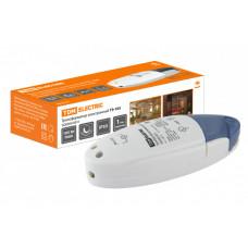 Трансформатор электронный ТЭ-105 220В/12В 35-105Вт | SQ0360-0011 | TDM