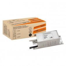 Трансформатор электронный ТЭ-250 220В/12В 80-250Вт нар. | SQ0360-0005 | TDM