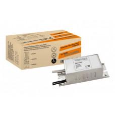Трансформатор электронный ТЭ-200 220В/12В 70-200Вт нар. | SQ0360-0004 | TDM