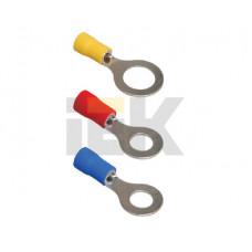 Наконечник НКИ1,25-3 кольцо 0,5-1,5мм (100 шт) | UNL20-D15-4-3 | IEK