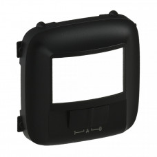 Valena ALLURE Антрацит Накладка датчика движения, с ручным управлением (для мех 752070) | 752181 | Legrand