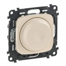 Valena ALLURE DIY Сл.кость Светорегулятор поворотный, 300Вт, универсальный, без нейтрали | 752860 | Legrand