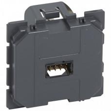 Розетка 8-контактная для подключения устройства стерео-управления - MyHOME - SCS | 067368 | Legrand