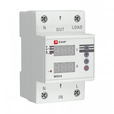 Реле напряжения и тока с дисплеем MRVA 32A EKF PROxima | MRVA-32A | EKF