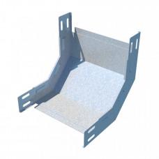 Угол внутренний вертикальный 90 градусов 50х100   NL90*50*100   КМ-профиль