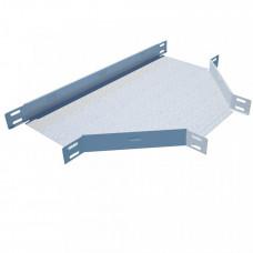 Отвод Т-образный 50х100 | TD50*100 | КМ-профиль