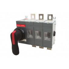 Рубильник ВНК-39-1 3П 800А с установленной фронтальной ручкой управления | SQ0744-0007 | TDM