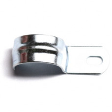 Держатель оцинкованный односторонний. д.16мм (розница) | 53341R | DKC