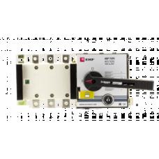 Устройство АВР ТСP1 100A 3р 230В EKF PROxima   ats-tsr1-100A-3р-pro   EKF