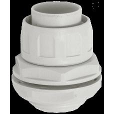 Муфта труба армированная - коробка GAS, IP65 GX22 | CTA10D-GX22-K41-025 | IEK