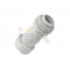 Муфта труба-коробка IP65 BS20 | CTA10D-BS20-K41-050 | IEK