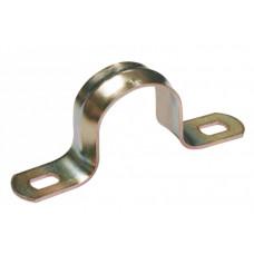 Скоба металл.двухлапковая d16-17мм   CMAT11-16-100   IEK