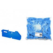Изолятор на DIN рейку синий | SQ0810-0002 | TDM
