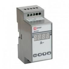 Амперметр AM-DG31 цифровой на DIN однофазный   ad-g31   EKF