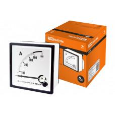 Амперметр А96 400А/5А-1.5 | SQ1102-0018 | TDM