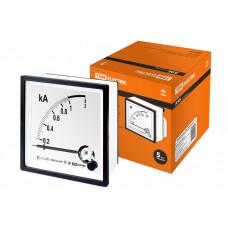 Амперметр А96 1000А/5А-1.5 | SQ1102-0023 | TDM