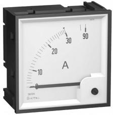 ШКАЛА АМПЕРМЕТРА 75А | 16007 | Schneider Electric