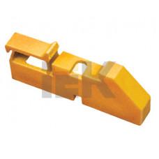 Изолятор DIN желтый (120 штук) | YIS21 | IEK