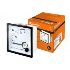 Амперметр А72П 20А-1.5 | SQ1102-0077 | TDM