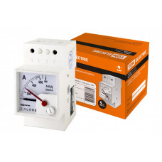 Амперметр А45Д 600/5А-1,5 (din-рейка) | SQ1102-0305 | TDM