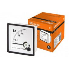 Амперметр А72 1500А/5А-1.5 | SQ1102-0067 | TDM