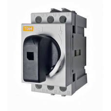 Рубильник модульный РМ-40 3П 40A   SQ0222-0004   TDM