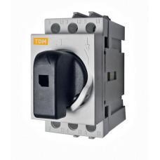 Рубильник модульный РМ-25 3П 25A   SQ0222-0003   TDM