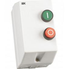 Миниконтактор МКИ-10610 6А 400В/АС3 1НО | KMM11-006-400-10 | IEK