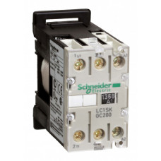 КОНТАКТОР SKG 2P AC3,6А,220V50ГЦ | LC1SKGC200M7 | Schneider Electric