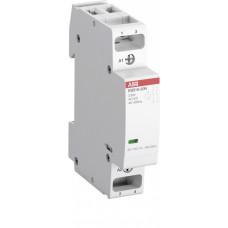 Контактор ESB16-20N-01 модульный (16А АС-1, 2НО), катушка 24В AC/DC   1SBE111111R0120   ABB