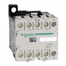 КОНТАКТОР SKG 3P AC3,220А,1НО,24V50ГЦ | LC1SKGC310M7 | Schneider Electric