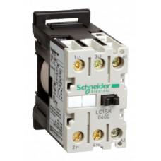 КОНТАКТОР МИНИ SK 2P AC3 3P, 6 А, 240V 50/60 ГЦ, | LC1SK0600U7 | Schneider Electric