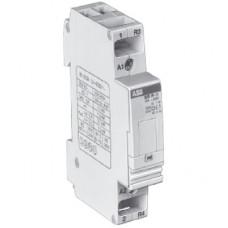 Модульный контактор ESB-20-20 (20А AC1) 12B AC   GHE3211102R1004   ABB