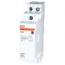 Контактор модульный КМ63/2-20 2НО   SQ0213-0001   TDM