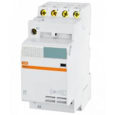 Контактор модульный КМ63/4-25 4НО   SQ0213-0012   TDM