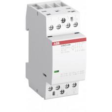 Контактор ESB25-31N-06 модульный (25А АС-1, 3НО+1НЗ), катушка 230В AC/DC   1SAE231111R0631   ABB