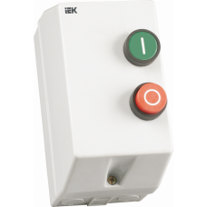 Миниконтактор МКИ-10610 6А 230В/АС3 1НО | KMM11-006-230-10 | IEK