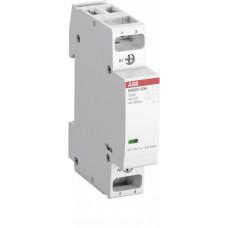 Контактор ESB20-11N-06 модульный (20А АС-1, 1НО+1НЗ), катушка 230В AC/DC   1SBE121111R0611   ABB