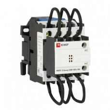 Контактор для конденсатора КМЭК 12,5квар 230В 1NО+1NC EKF PROxima | ctrk-s-25-12,5-230 | EKF